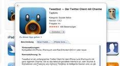 iTunes: Schnelle Vorschau der Suchergebnisse im Store