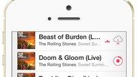iTunes in der Cloud: Songs auf das iPhone laden