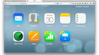 iCloud: Kontakte exportieren – so geht's