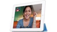 iPad 3: Höhere Auflösung für beide Kameras