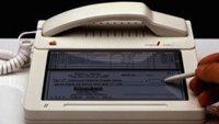 """""""iPhone"""" 1983: Bilder eines ersten Apple-Telefon-Prototyps"""