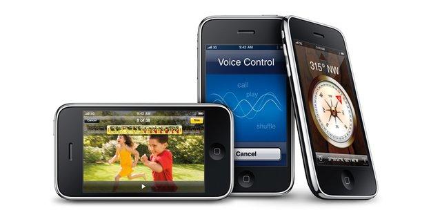 iPhone 5 soll iPhone 3GS in Rente schicken