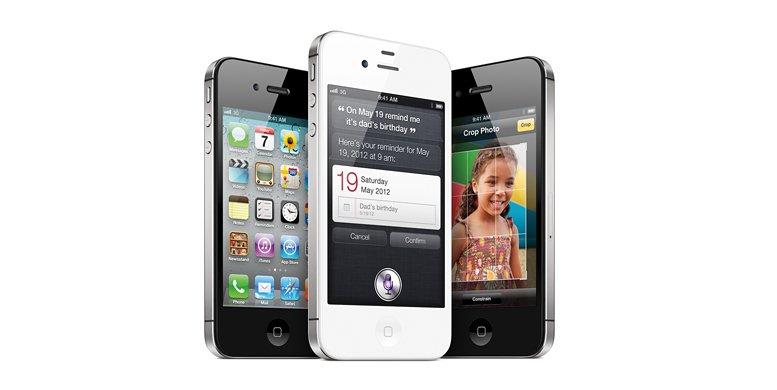 Handy-Markt: Apple weltweit auf Platz drei