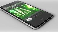 Ein iPhone 5 zum fünften Geburtstag des iPhone