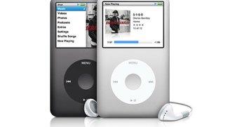 Firmware-Update bringt Genius Mixes auf iPod classic