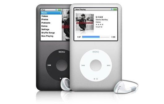 iPod classic: Zeichen stehen auf Rückzug
