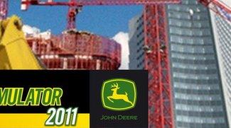John Deere Bau-Simulator 2011