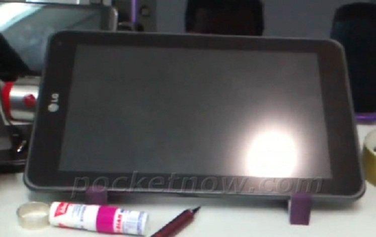 LG Optimus Pad - Foto des Nachfolgers aufgetaucht