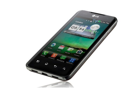 LG Optimus Speed: Nur heute für nur 199 Euro abstauben