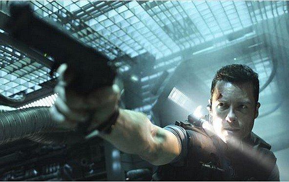 Lockout - Guy Pearce ist Snake Plissken 2.0…im Weltall