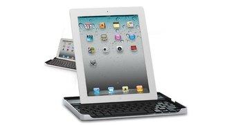 Logitech Keyboard Case und Lautsprecher für das iPad 2 für 69 Euro
