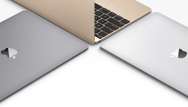 MacBook 2015: CPU-Leistung mit MacBook Air 2011 vergleichbar