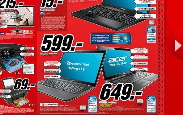 Prospekt-Check: Media Markt Notebooks - KW05