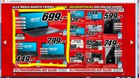 Media Markt Prospekt-Notebooks