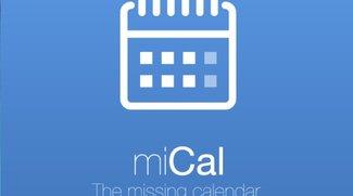 miCal: Kalender für iPhone – und iPad
