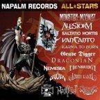 Napalm Records: Metal-Sampler kostenlos - 14 Songs von Grave Digger, Monster Magnet, Alestorm... [Free-MP3]