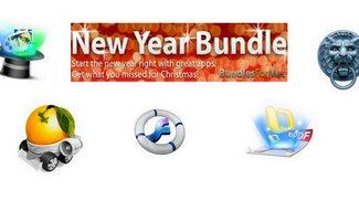 Neujahrs-Bundle: DVD Maker, PDF Converter, Fantashow und weitere Mac-Apps