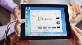 OnLive Desktop: Windows 7 auf dem iPad