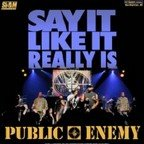 "Public Enemy: ""Say It Like It Really Is"" kostenlos downloaden, neues Album 2012 [Free-MP3]"