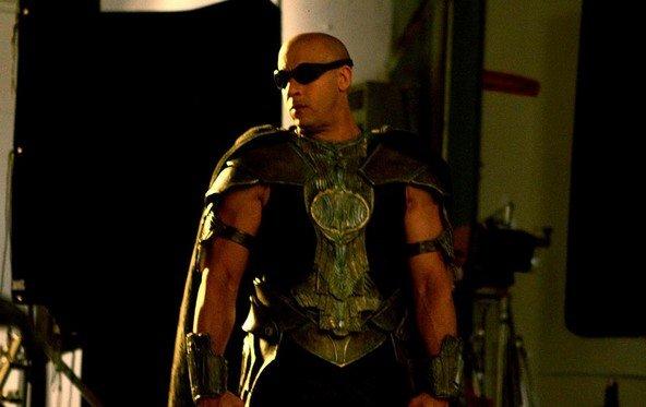 Riddick – erstes Setfoto von Vin Diesel veröffentlicht!