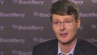 """BlackBerry-Chef: """"Benutzeroberfläche des iPhone ist fünf Jahre alt"""""""