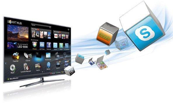 Kampf ums Smart TV: Wird Samsung das nächste Apple?
