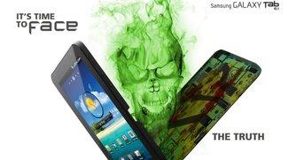 Samsung statt Apple für Public Eye Award nominiert