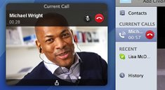 Skype 5.5 Beta: Video-Anrufe jetzt auch ohne aktivierte Kamera annehmen