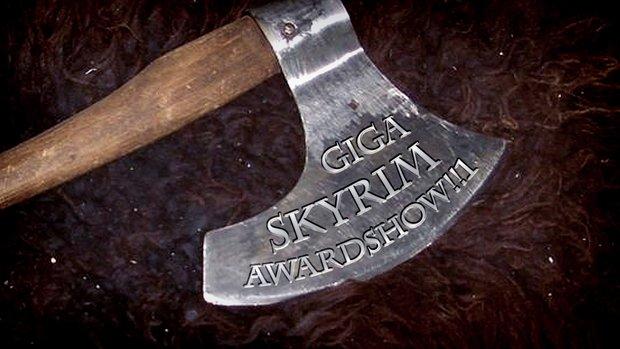 DIE GROSSE SKYRIM AWARD SHOW