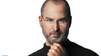 Steve Jobs als detailgetreue Spielzeugfigur