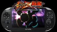 Street Fighter X Tekken: Pac-Man und Mega Man für die Vita