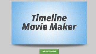 Timeline Movie Maker für Facebook veröffentlicht
