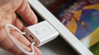 tizi go, DVB-T-Stick für das iPad 2 im Test