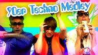 We Sing - Techno-Medley: Scooter, Blümchen, Dune, Technohead