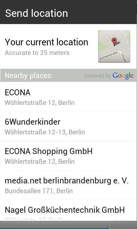 whatsapp nearby 2