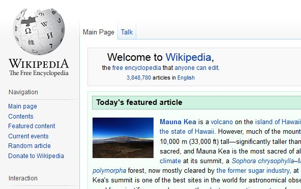 Online-Streik gegen SOPA - Wikipedia schaltet sich für 24 Stunden ab