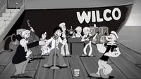"""Wilco mit Popeye-Video: """"Dawned On Me"""""""