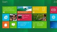 Microsoft gibt Hardware-Anforderungen für Windows 8 bekannt