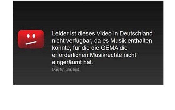 YouTube vs. GEMA - Mit Stealthy/ProxyTube gesperrte Videos ansehen