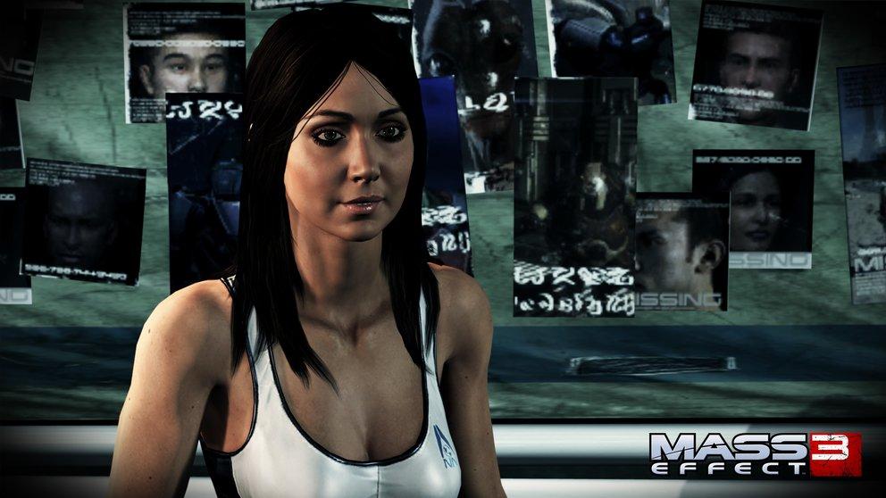 Mass Effect 3: Der Voice-Cast im Video