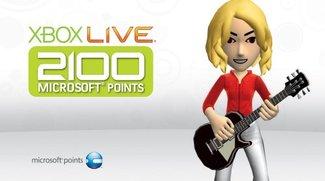 Xbox 360: Microsoft Points bleiben der Standard