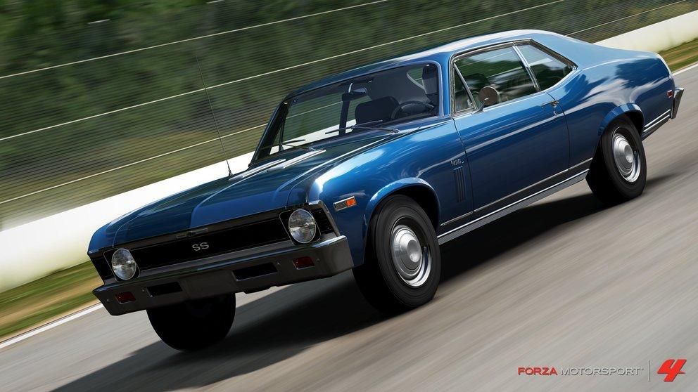 Forza Motorsport 4: Pirelli Car Pack erscheint nächste Woche