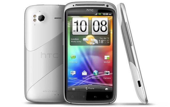 HTC Sensation in Weiß kommt ab 01. März mit Android 4.0 Ice Cream Sandwich in die Läden