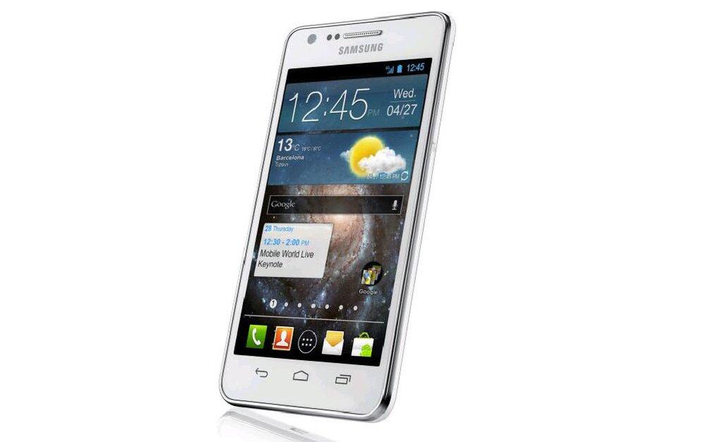 Samsung MWC Pressebild