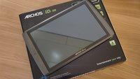 Archos 101 G9 Tablet im Test