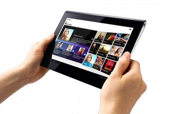 Sony Tablet S: Android 4.0-Update wird ausgerollt