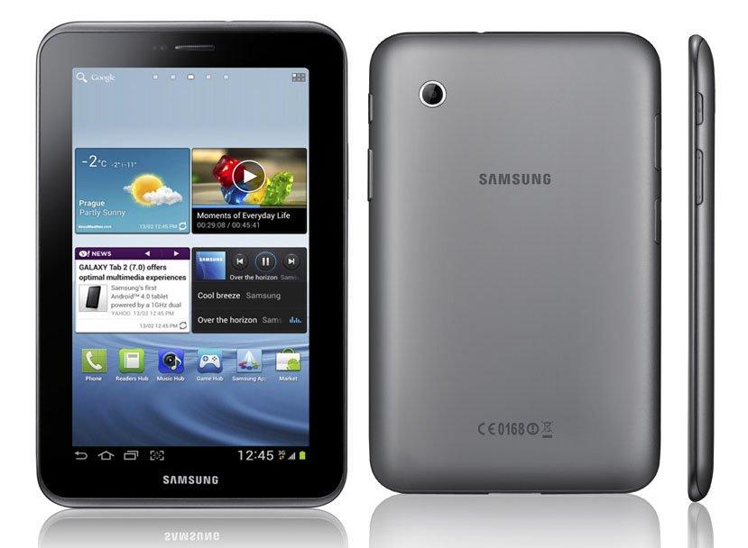 Samsung Galaxy Tab 2: Neues 7-Zoll-Tablet vorgestellt