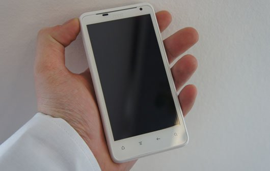 HTC Velocity 4G im Hands-On