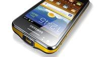 Samsung Galaxy Beam soll ab Juli verfügbar sein
