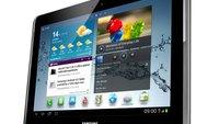 Samsung Galaxy Tab 2: Die Modelle 7.0 und 10.1 kommen später - aber mit Android 4.0
